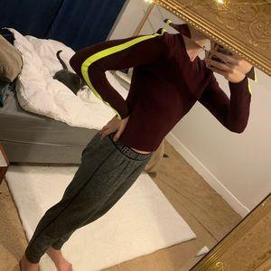 Zara Knit Long Sleeve Sweater